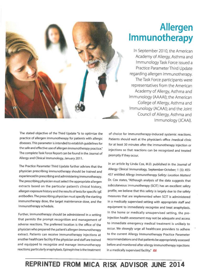 allergen-immunotherapy